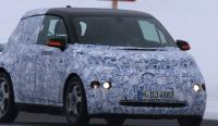 BMW i3 в камуфляже