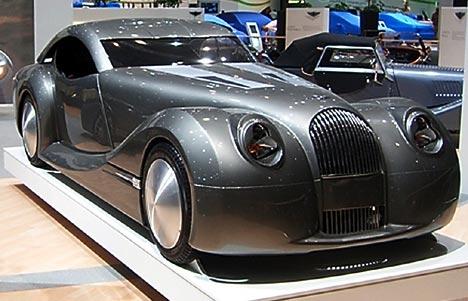Morgan Sportscar