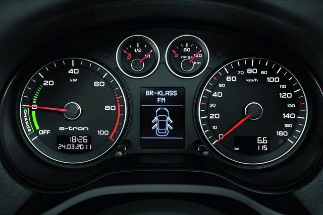 Комбинация приборов Audi A3 e-tron