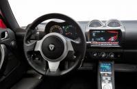 Интерьер Tesla Roadster 2.5