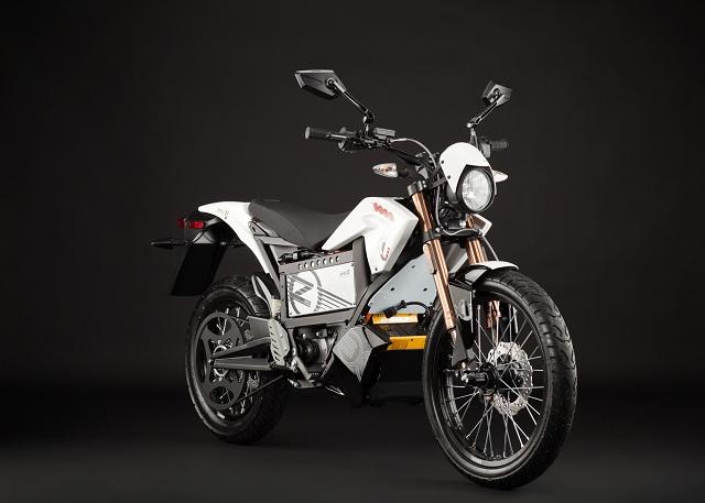 Бюджетный электромотоцикл Zero XU