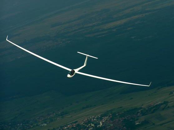 Antares 20E в режиме планирования