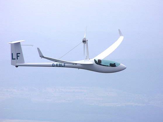 Antares 20E полет с мотором