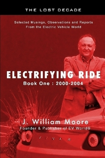 Electrifying Ride - The Lost Decade : Book 1