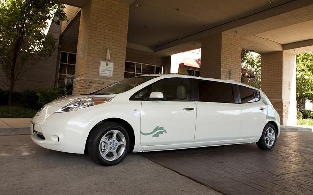 Лимузин Nissan Leaf