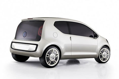 Volkswagen Up Hybrid