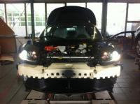 Восстановленный Tesla Roadster