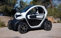 Тест-драйв Renault Twizy на Ибице