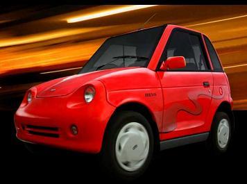 История электромобилестроения Revaclasse
