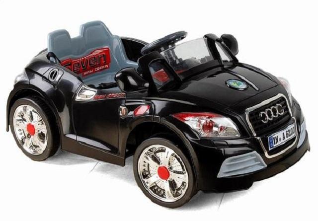 Особенности детских электромобилей