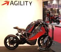 Электромотоцикл Saietta от Agility Global
